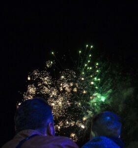 εγκαίνια αστερόκοσμος 2017 πυροτεχνήματα